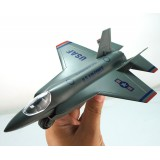 wholesale - Diecast Metal Fighter Plane Model Aircraft Model with Sound & Light Effect F-35
