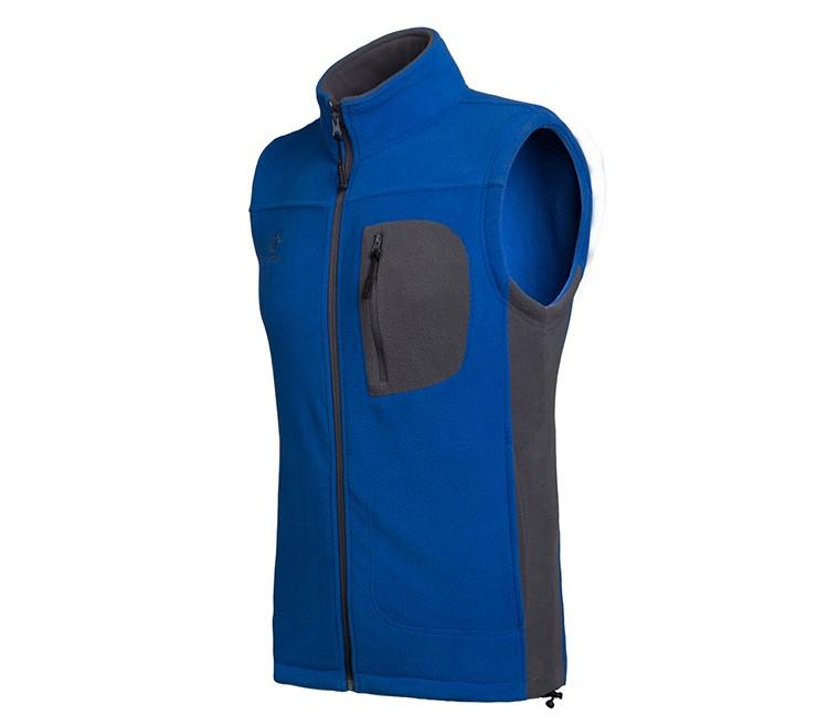 Men Thickened Thermal Fleece Inner Vest Outdoor Clothing VW3075