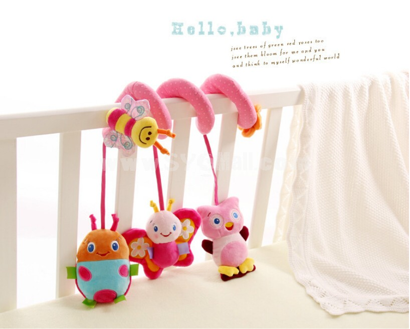 Sozzy Multi-function Activity Spiral Baby Toys